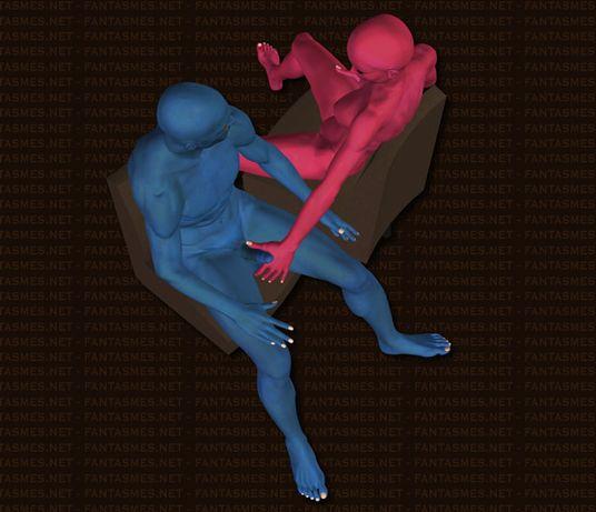 massage erotique a un homme position couple