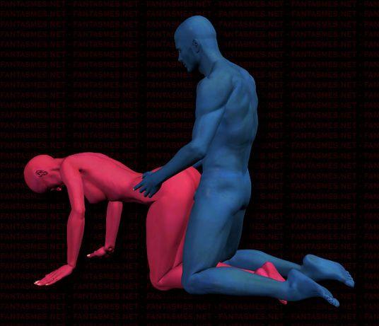 massage erotique au japon position levrette