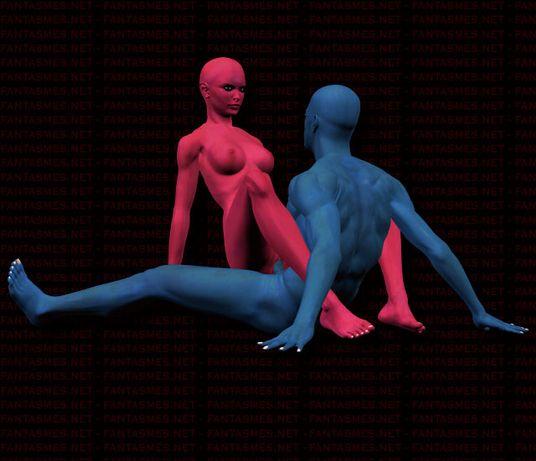 massage erotique pieds femme en position pour faire lamour
